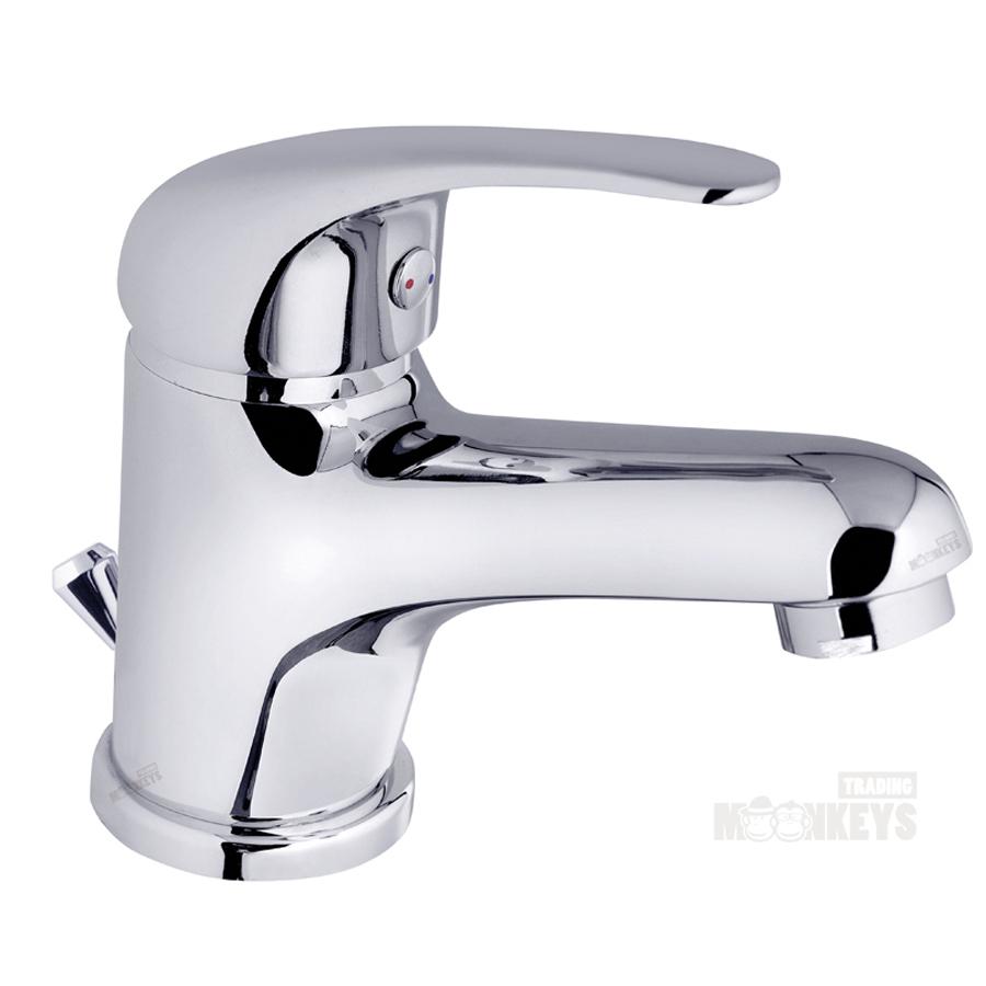 wasserhahn waschtischarmatur einhebelmischer bad und k che armatur waschbecken ebay. Black Bedroom Furniture Sets. Home Design Ideas